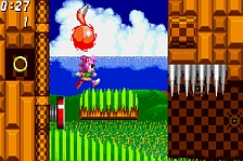 Amy Rose In Sonic 2
