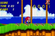 Knuckles In Sonic 2