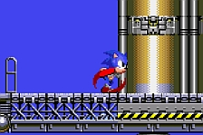 Sonic 2 Battle Race