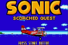 Sonic Scorched Quest