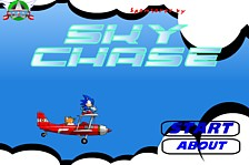 Sonic Sky Chase