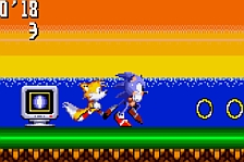 Sonic 2 Advanced Edit