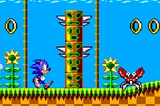 Sonic for Master System