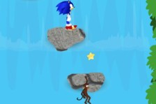 Sonic Waterfall Adventure